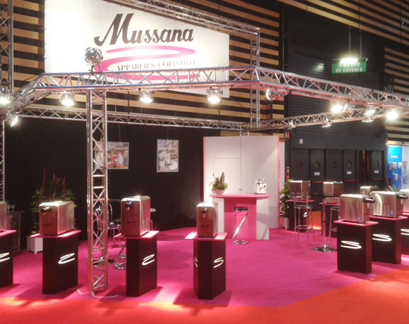Salon Mussana France
